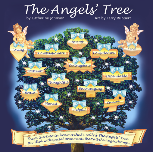 The Angels' Tree from Kind Heart Books